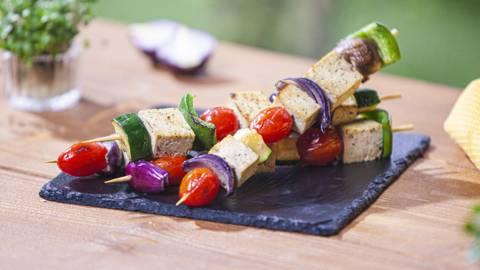 ▶▶ Keptos daržovės su tofu