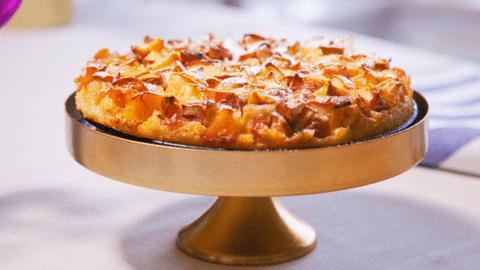 ▶▶ Vokiškas obuolių pyragas