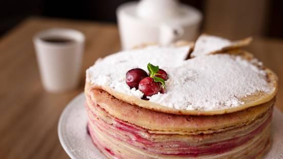 ▶▶ Lietinių tortas