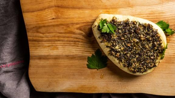 ▶▶ Keptas pikantiškas varškės sūris su žolelėmis