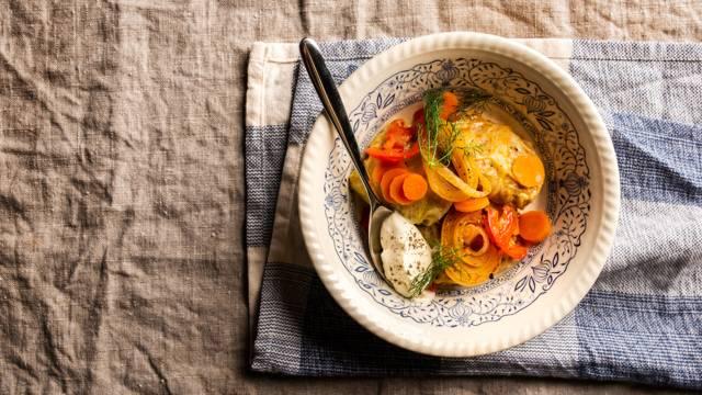 Lietuviški receptai: balandėliai
