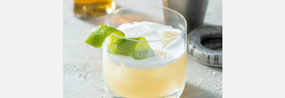 """""""Whiskey Sour"""" kokteilis"""